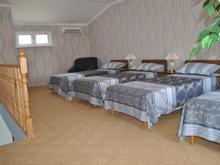 Отдых в Крыму, двухэтажный номер