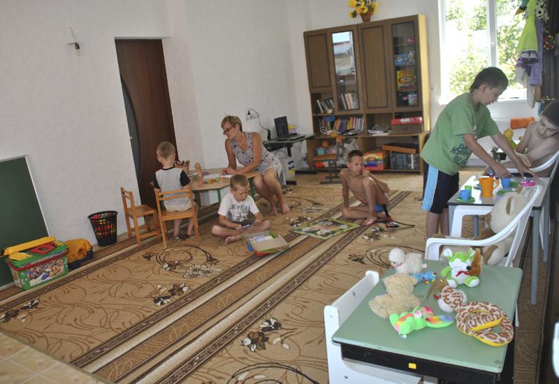 Отдых с детьми на Вилле Ковчег с.Поповка