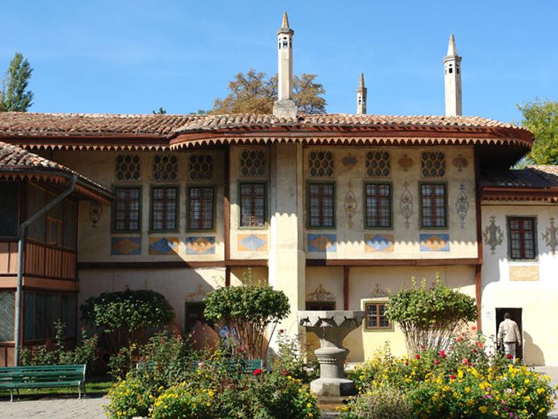 Бахчисарай Крым Ханский дворец