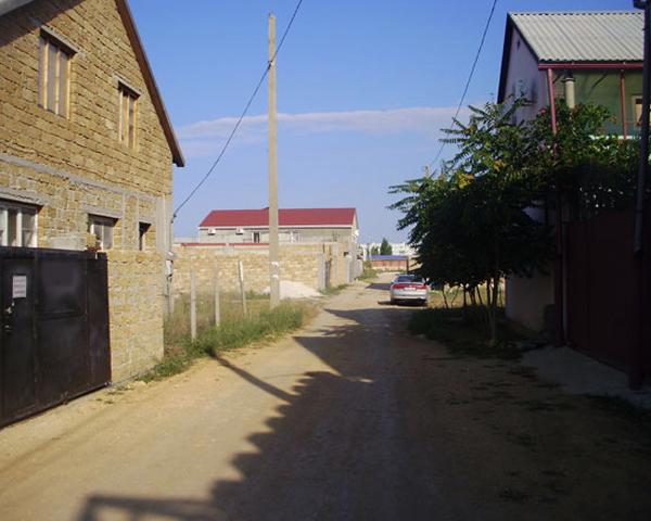 Жилье в Поповке. Крым