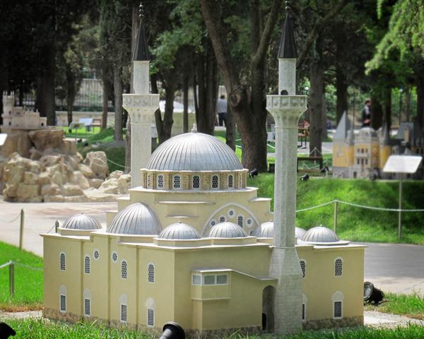 Крым. Евпатория. Мечеть Хан-Джами