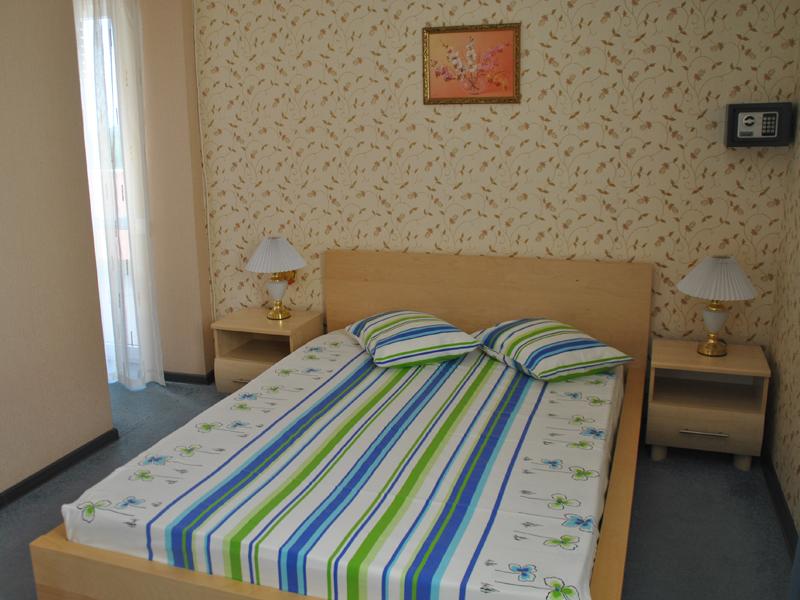 Отдых в Крыму, номер стандарт улучшенный