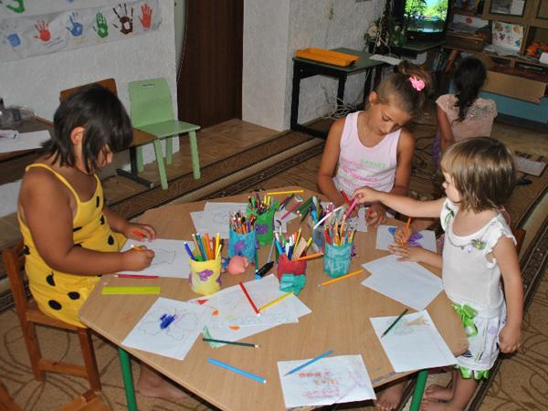 Отдых в Поповке с детьми